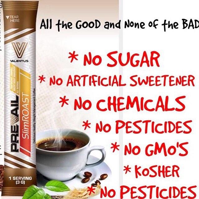 More Benefits Of Valentus Slimroast Coffee Brenda Brown Ceo
