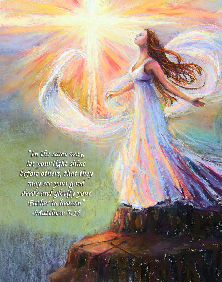 Awareness and letting your light shine