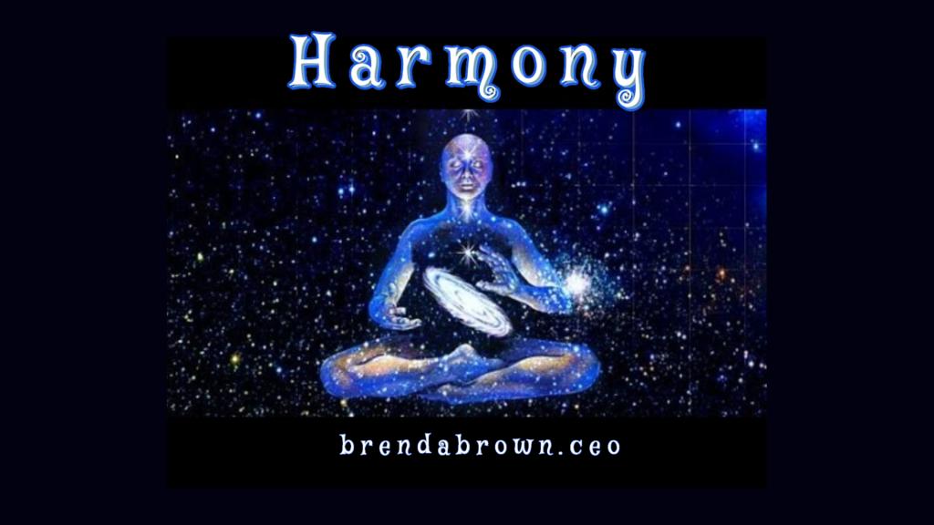 harmony - brendabrownceo - masterkey
