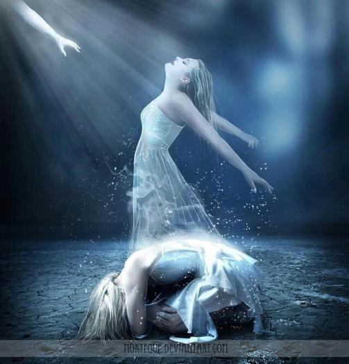 spirit release - stepping into greatness