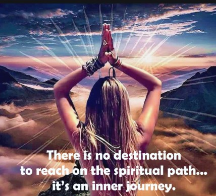 There-is-no-destination-to-reach-on-the-spiritual-path