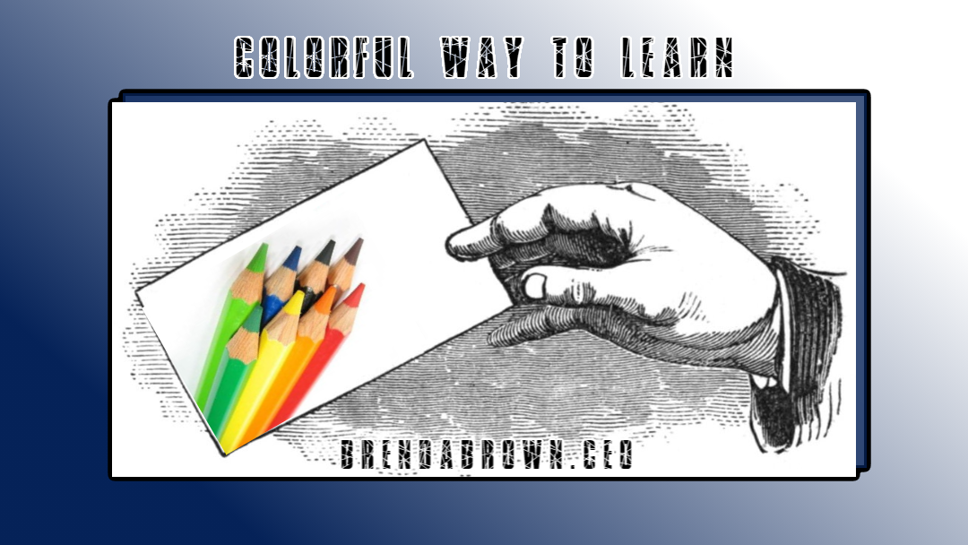 Index cards and crayons header
