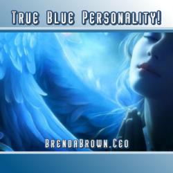 True Blue Personality