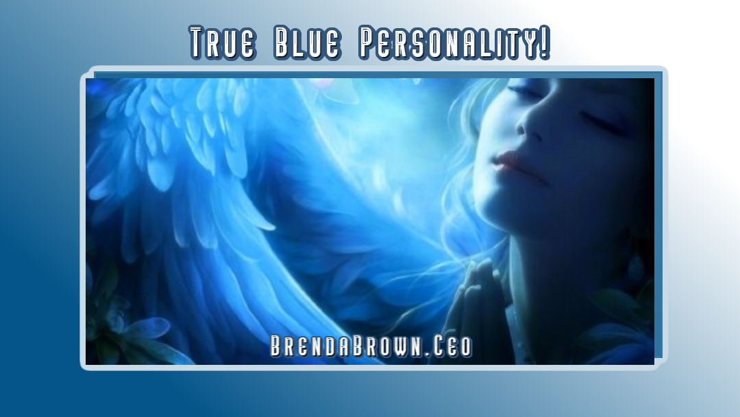 True Blue Personality